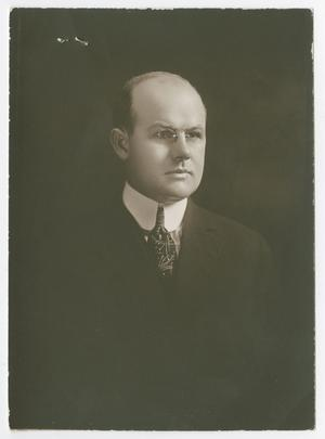 [Portrait of B. T. Young, MD]