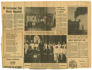 [Newspaper Clipping]