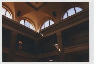 [Photograph of El Paso, Texas Union Station Interior]