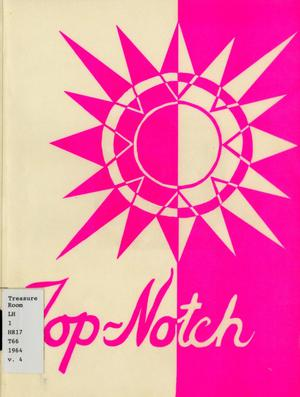 Primary view of object titled 'Top-Notch, Volume IV, May 1964'.