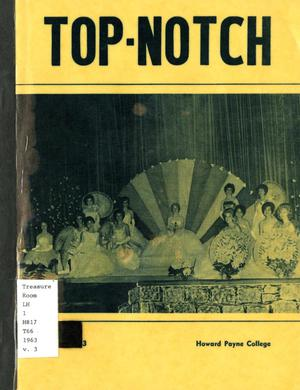 Primary view of object titled 'Top-Notch, Volume 3, May 1963'.