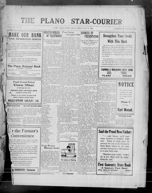 Primary view of object titled 'The Plano Star-Courier (Plano, Tex.), Vol. 27, No. 49, Ed. 1 Friday, May 12, 1916'.