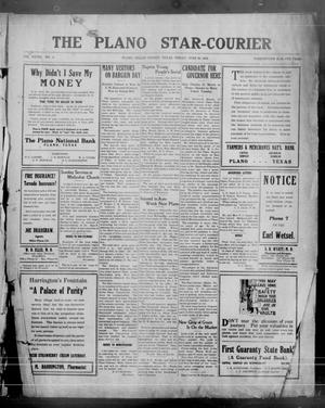 Primary view of object titled 'The Plano Star-Courier (Plano, Tex.), Vol. 28, No. 4, Ed. 1 Friday, June 30, 1916'.