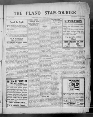 Primary view of object titled 'The Plano Star-Courier (Plano, Tex.), Vol. 27, No. 24, Ed. 1 Friday, November 19, 1915'.