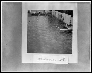 Primary view of object titled 'Swimming Pool'.