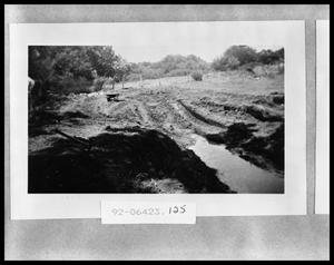 Primary view of object titled 'Road Being Built'.