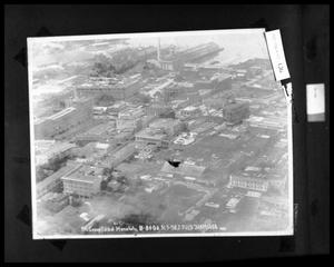 Primary view of object titled 'Aerial View Of Honolulu'.