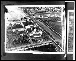 Primary view of object titled 'Aerial View Of Manila'.