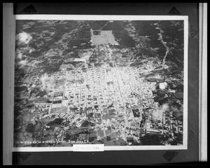 Primary view of object titled 'Aerial View of San Jose, Costa Rica'.