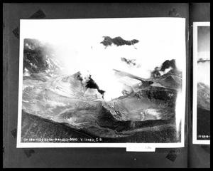 Primary view of object titled 'Aerial View of Irazu, Costa Rica'.