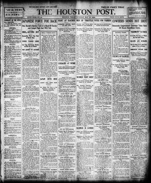 Primary view of object titled 'The Houston Post. (Houston, Tex.), Vol. 20, No. 44, Ed. 1 Thursday, May 19, 1904'.