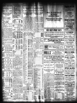 The Houston Post  (Houston, Tex ), Vol  23, Ed  1 Sunday, November