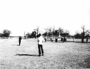 Primary view of object titled 'Hurst School - Recess'.
