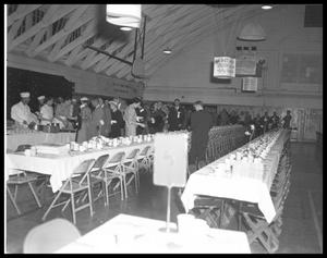 Primary view of object titled 'Chamber of Commerce Banquet'.