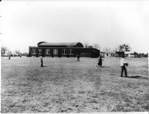 Primary view of object titled 'Hurst School/Gym'.