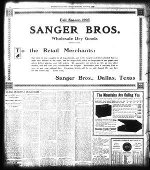The Houston Post  (Houston, Tex ), Vol  21, No  144, Ed  1 Sunday