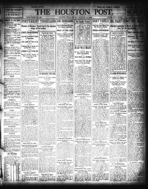 Primary view of object titled 'The Houston Post. (Houston, Tex.), Vol. 20, No. 297, Ed. 1 Friday, January 6, 1905'.