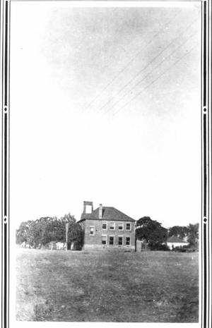 Primary view of object titled 'Hurst School (East Side)'.