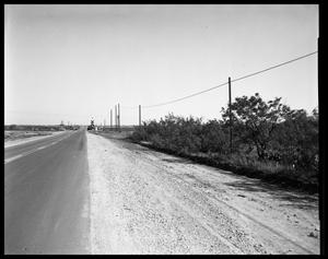 Primary view of object titled 'Highway at View Depot - Accident Scene'.