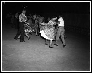 Primary view of object titled 'Diamond Jubilee Square Dance'.