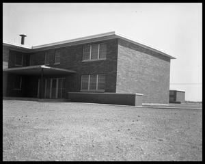 Primary view of object titled 'Air Force Base Building'.