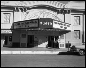 Primary view of object titled 'Queen Theater'.