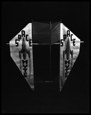Primary view of object titled 'Space Kite in Woolworth Store'.