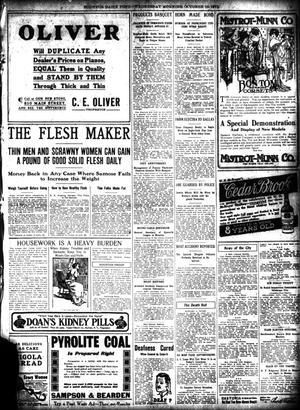 The Houston Post  (Houston, Tex ), Vol  27, Ed  1 Wednesday, October