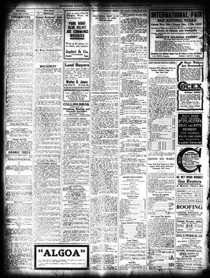 The Houston Post  (Houston, Tex ), Vol  25, Ed  1 Thursday