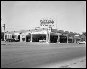 Primary view of object titled 'D and W Tire Company'.