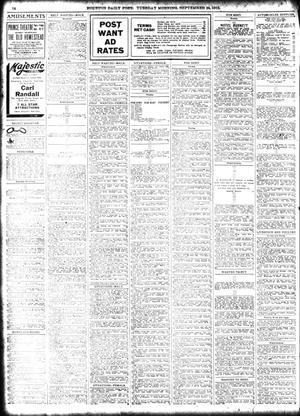 The Houston Post Houston Tex Vol 27 Ed 1 Tuesday September
