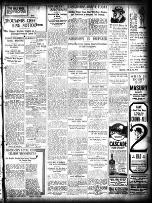 Primary view of object titled 'The Houston Post. (Houston, Tex.), Vol. 27, Ed. 1 Tuesday, November 12, 1912'.