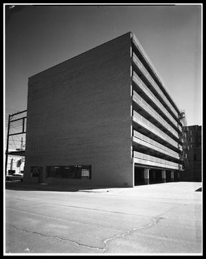 Primary view of object titled 'F and M Bank Parking Garage #4'.