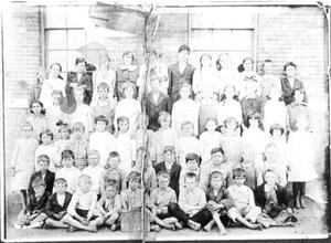 Euless School (c.1920)