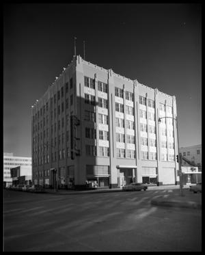 Primary view of object titled 'West Texas Utilities Building #4'.