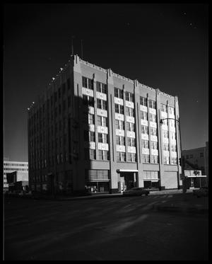 Primary view of object titled 'West Texas Utilities Building #3'.