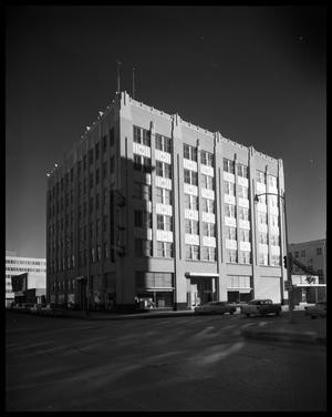Primary view of object titled 'West Texas Utilities Building'.