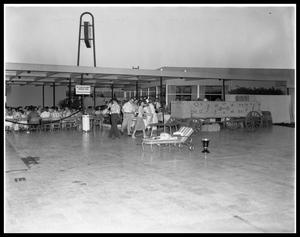 Primary view of object titled 'Kiwanis Club Meeting at the Sands Hotel'.