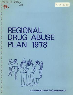 Primary view of object titled 'Regional Drug Abuse Plan: 1978-1979'.