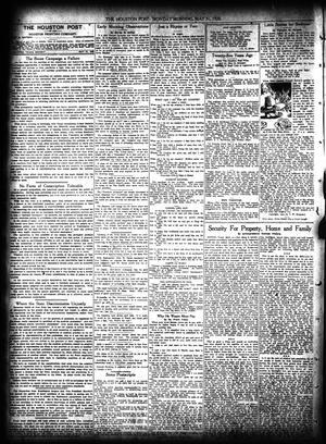 The Houston Post  (Houston, Tex ), Vol  30, No  58, Ed  1 Monday