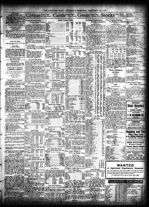 The Houston Post  (Houston, Tex ), Vol  35, No  328, Ed  1