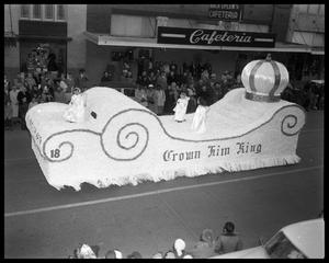 Primary view of object titled 'Christmas Parade'.