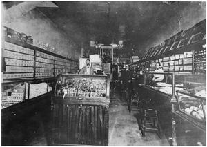 Primary view of object titled 'Inside a Howard Department Store'.