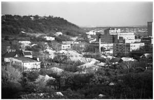 Primary view of object titled '[A View of Mineral Wells]'.