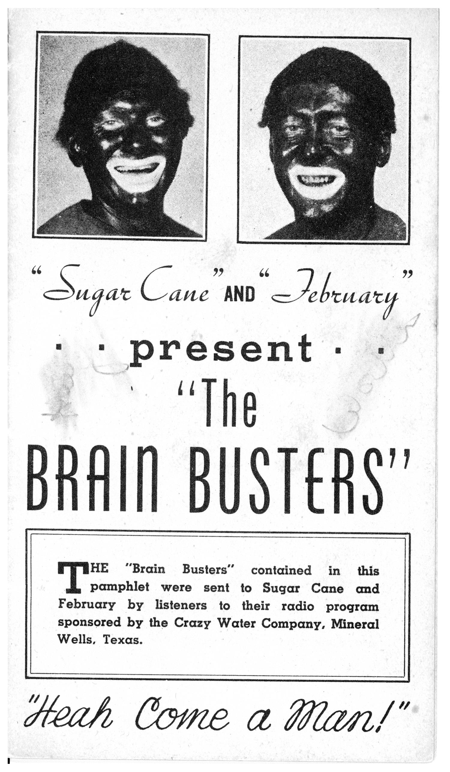 The Brain Busters                                                                                                      1