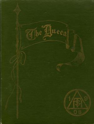 Primary view of object titled 'The Yucca, Yearbook of North Texas State Normal School, 1908'.