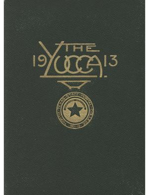 The Yucca, Yearbook of North Texas State Normal College, 1913