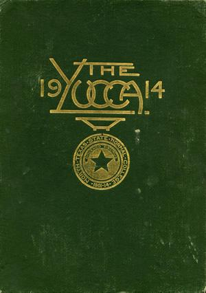 The Yucca, Yearbook of North Texas State Normal School, 1914