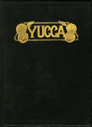 The Yucca, Yearbook of North Texas State Normal School, 1922