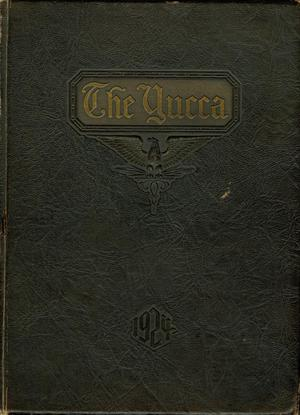 Primary view of object titled 'The Yucca, Yearbook of North Texas State Teacher's School, 1924'.